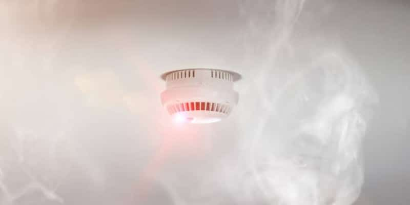 fire damage, smoke alarm, smoke damage repair, Toronto