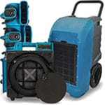 water damage restoration equipment, Toronto