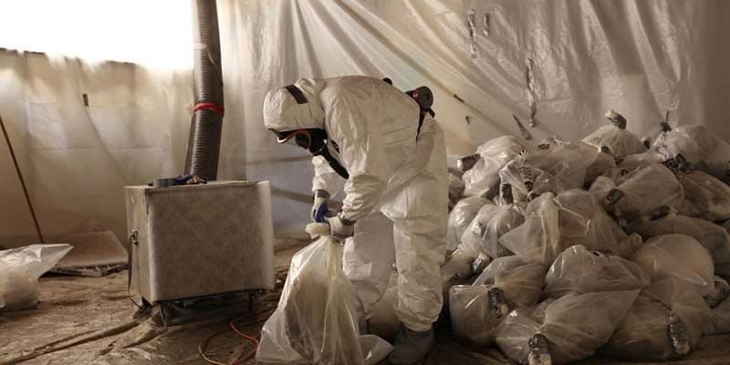 Lead paints and asbestos removal Toronto, asbestos abatement, asbestos removal
